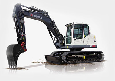 Equipment Rental Barrie Toronto Terex ASV Equipment Sales
