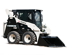 Terex Skid Steer Loaders Ontario Terex Equipment Sales Ontario Terex Equipment Sales Toronto GTA Terex Loaders Barrie York Region Terex Excavators GTA Toronto Terex Equipment Sales Ontario