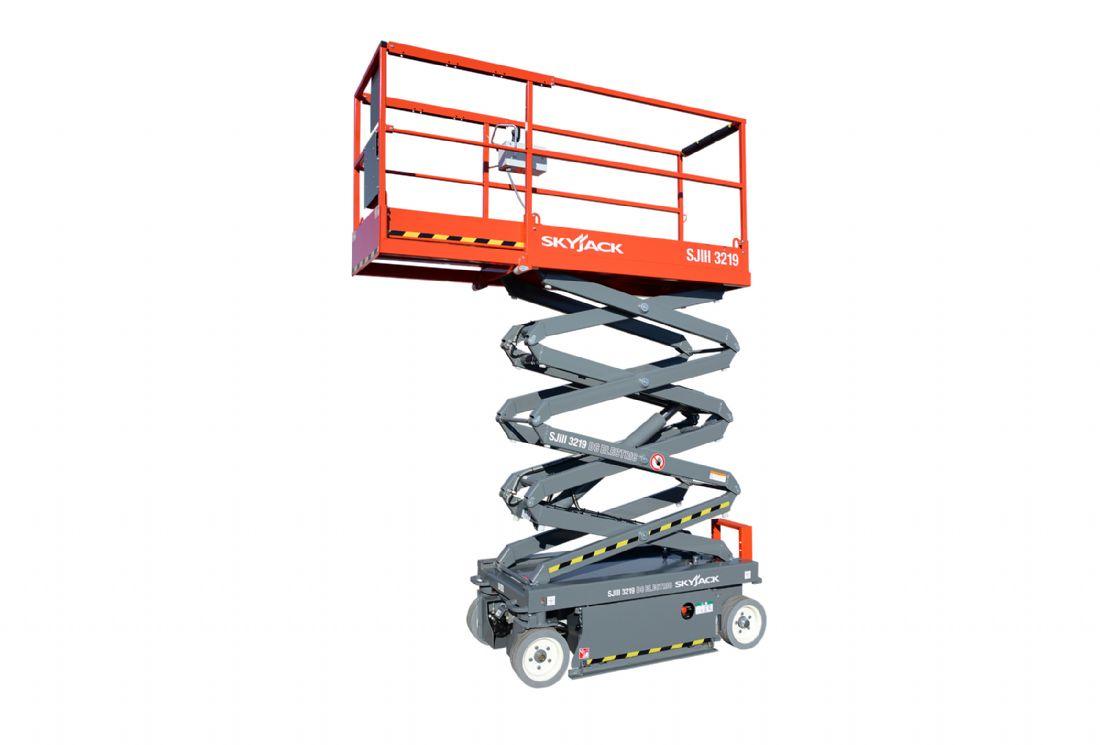 Scissor Lift 20 39 Equipment Rentals Barrie Tool Rentals Barrie Tere
